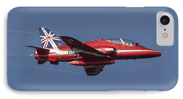 Red Arrows 50 Display Seasons IPhone Case by J Biggadike