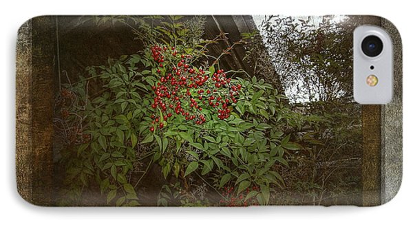 Red Berries IPhone Case
