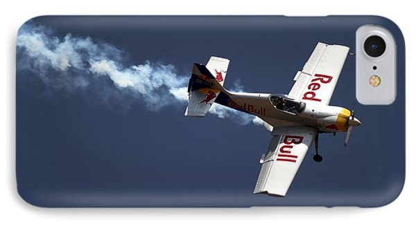 Red Bull - Aerobatic Flight IPhone Case