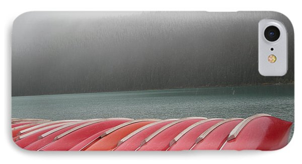 Red Canoes  IPhone Case