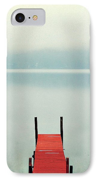 Red IPhone Case by Carrie Ann Grippo-Pike