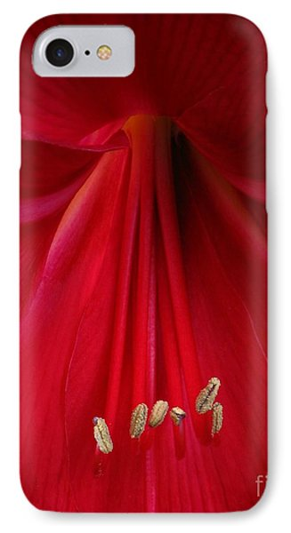 Red Phone Case by Chris Anderson