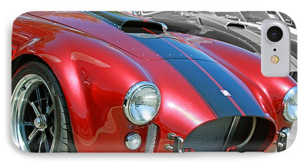 IPhone Case featuring the photograph Red Cobra by Shoal Hollingsworth