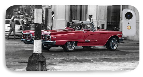 Red Convertible IPhone Case by Patrick Boening