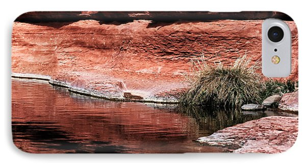 Red Creek IPhone Case
