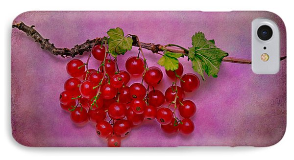Red Currant IPhone Case
