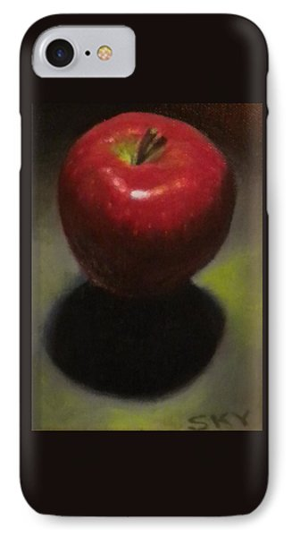 Red Delicious Phone Case by Blue Sky