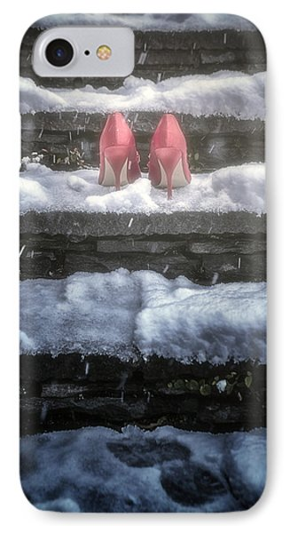 Red High Heels IPhone Case by Joana Kruse