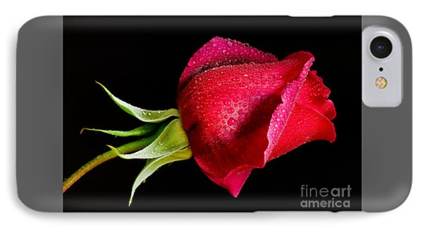 Red Hot IPhone Case by Nick  Boren