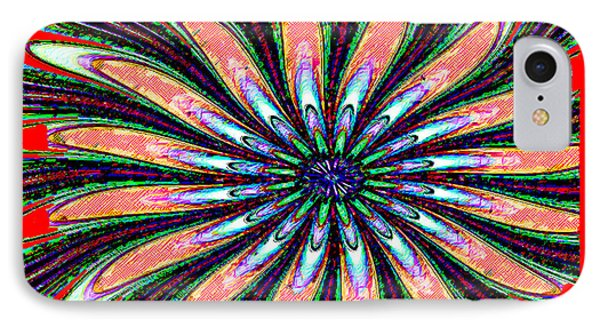 Red Intrusion Phone Case by Bruce Iorio