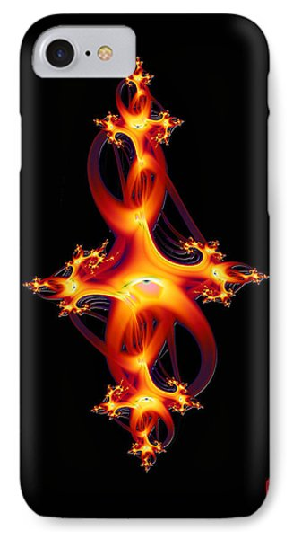 Red Jewel IPhone Case