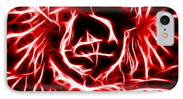 Red Lettuce IPhone Case