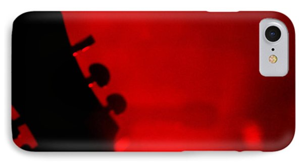 Red Light District Phone Case by KBPic