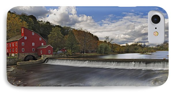 Red Mill At Clinton New Jersey IPhone Case