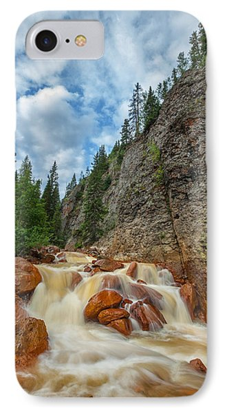 Red Mountain Creek IPhone Case