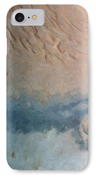 Red Planet 1 IPhone Case by David Hansen