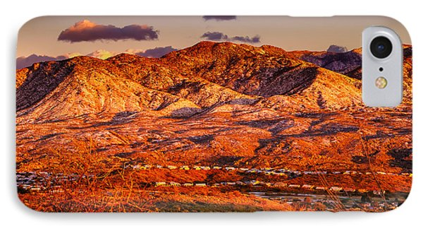 IPhone Case featuring the photograph Red Planet by Mark Myhaver