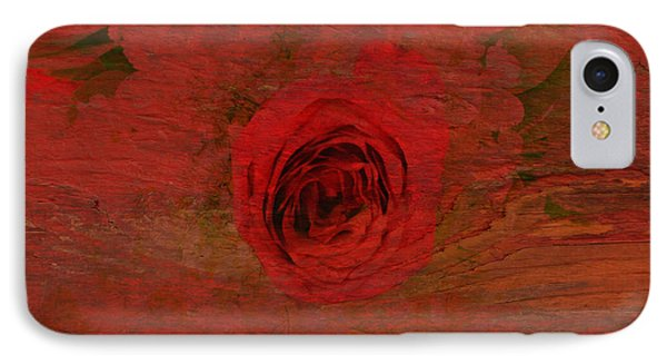Red Red Rose Phone Case by Kathleen Struckle