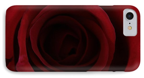 IPhone Case featuring the photograph Red Red Rose by Keith Hawley