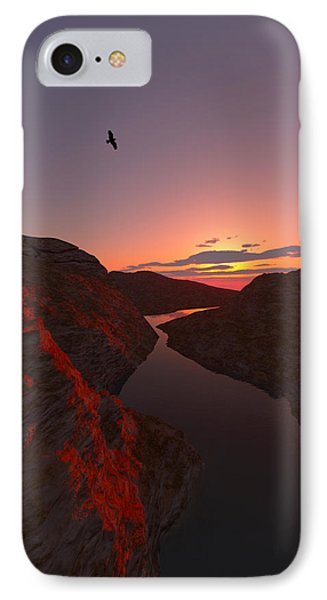 Red River... IPhone Case