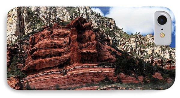 Red Rock At Oak Creek Phone Case by John Rizzuto
