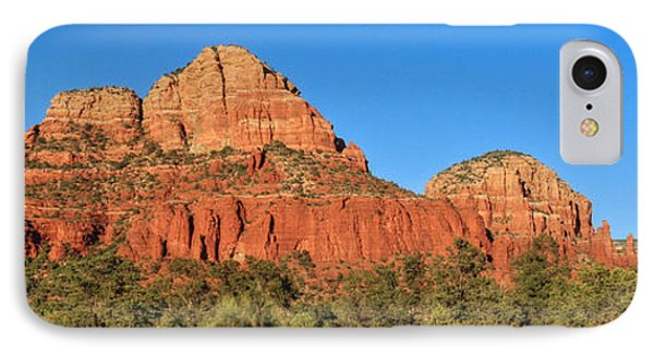 Red Rock Country IPhone Case