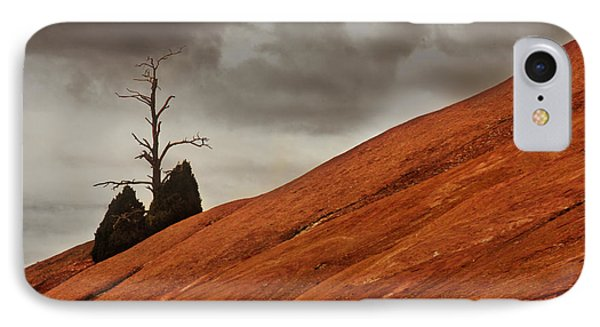 IPhone Case featuring the photograph Red Rock by Dana DiPasquale