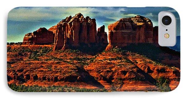Red Rock State Park Arizona Sunrise IPhone Case