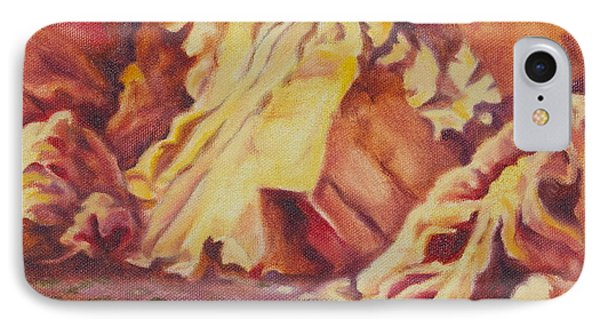 IPhone Case featuring the painting Red Rocks by Michele Myers