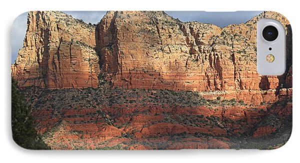 Red Rocks Of Sedona 2 IPhone Case
