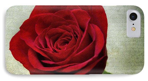 Red Rose V2 IPhone Case
