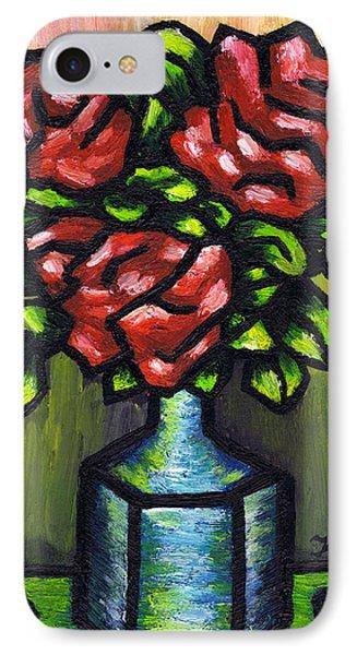 Red Roses Phone Case by Kamil Swiatek