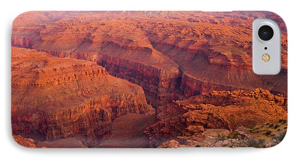 Grand Canyon From Kanab Point IPhone Case by Yva Momatiuk John Eastcott