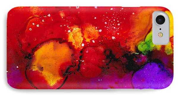 Red Skies IPhone Case by Angela Treat Lyon