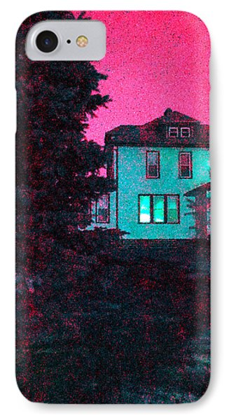 Red Skies Phone Case by Guy Ricketts