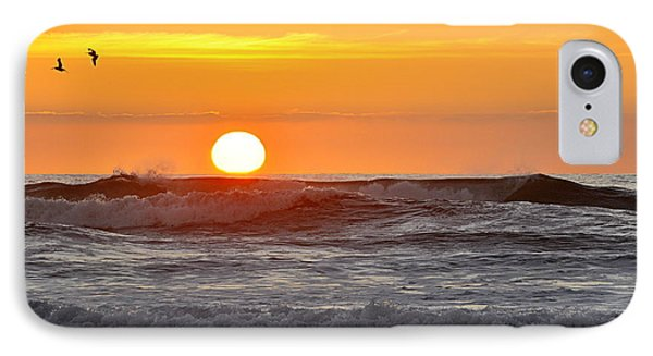 Red Sky At Night Sailors  Delight IPhone Case