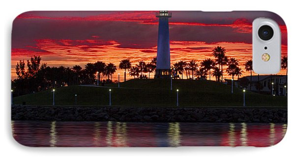 Red Skys At Night Denise Dube Photography Phone Case by Denise Dube