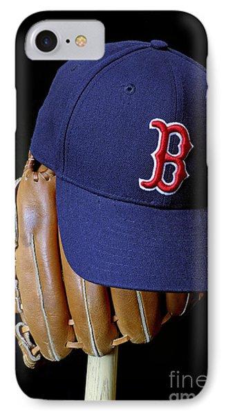 Red Sox Nation Phone Case by John Van Decker