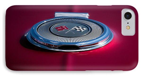 Red Sunburst IPhone Case by Douglas Pittman
