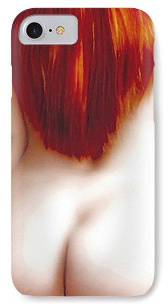 Red Temptation IPhone Case by Joachim G Pinkawa