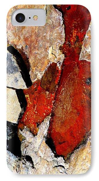 Red Veins IPhone Case