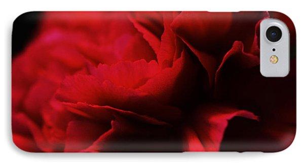Red Velvet Phone Case by Pamela Gail Torres