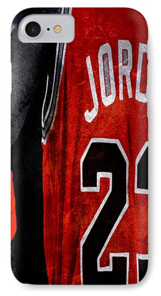 IPhone Case featuring the digital art Red Wrist Band by Brian Reaves