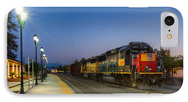 Redding Depot IPhone Case