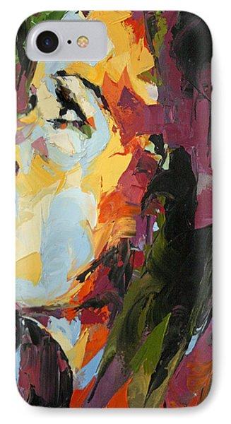 Redemption Phone Case by Julia Pappas