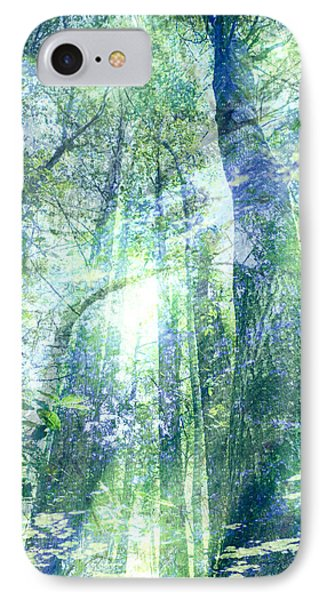 Redwood Dreams Phone Case by Nicole Swanger