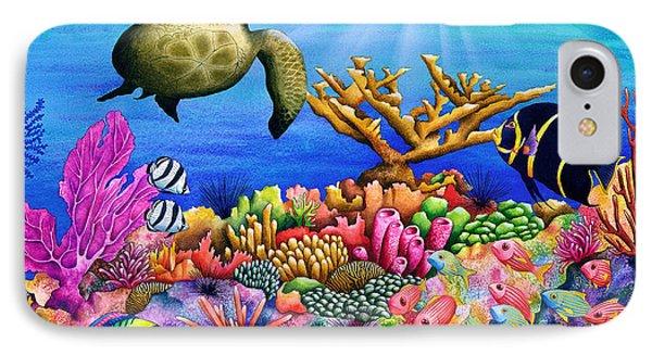 Reef Revelers IPhone Case