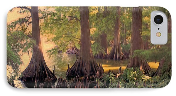 Reelfoot Lake At Sunset IPhone Case