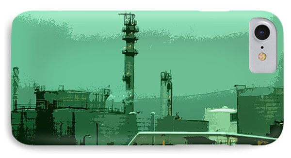 Refinery IPhone Case