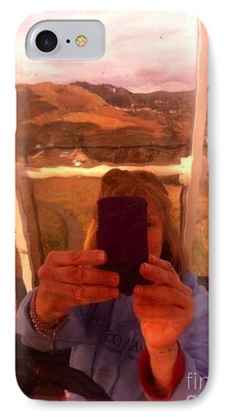 Reflect Back  Phone Case by Susan Garren